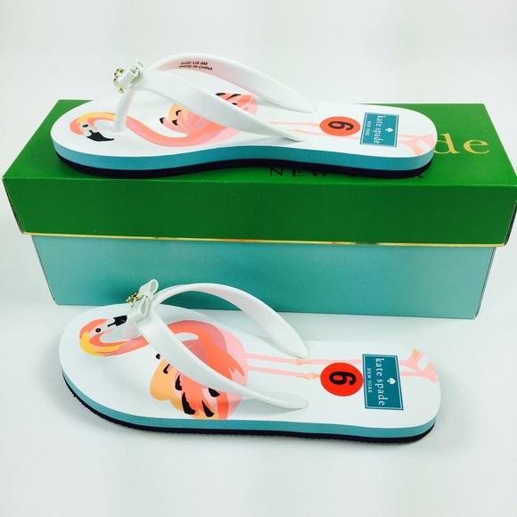 e4916f2bf7b4 Kate Spade New York Fifi Flip Flop Sandal Flamingo
